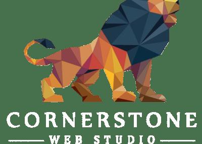 Cornerstone Lion